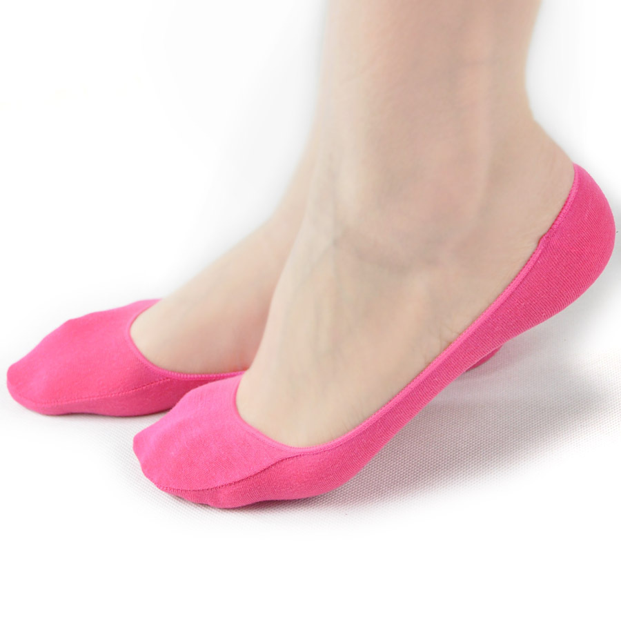 LOVE 10 socks invisible women's sock slippers cotton shallow mouth summer sock thin