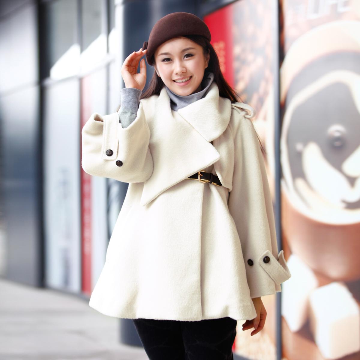Зимние пальто для беременных 23