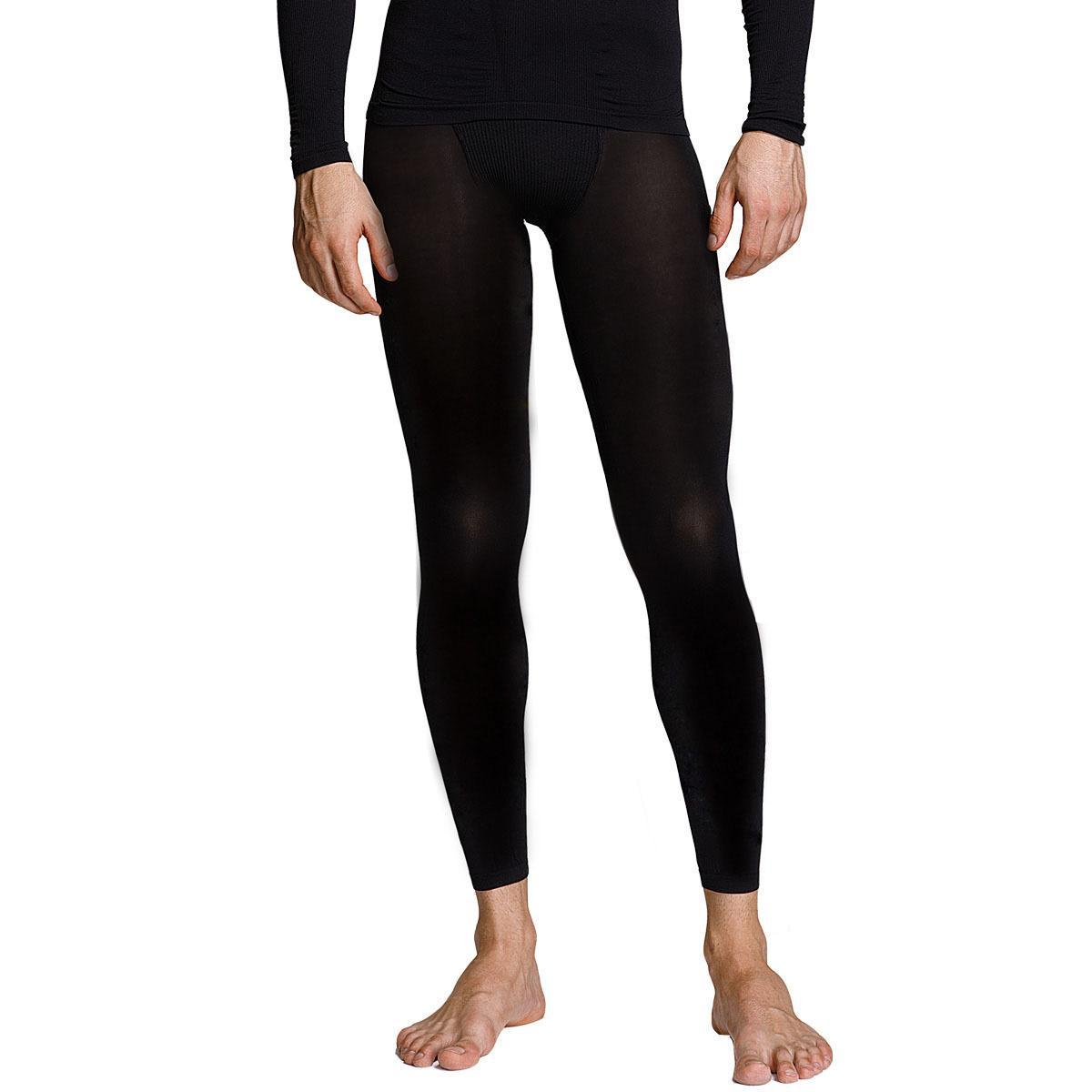 Male legging tight beauty care recoil butt-lifting stovepipe pants slimming fat burning long johns male body shaping pants
