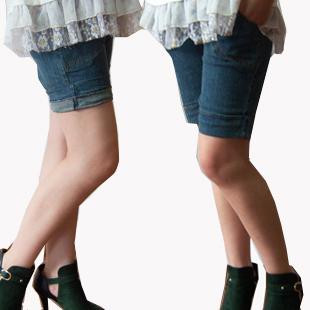 Maternity pants summer fashion maternity shorts maternity denim capris maternity shorts 7889