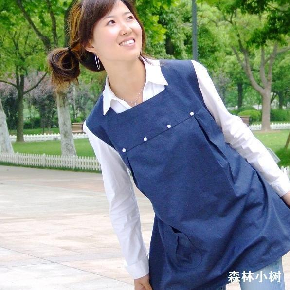 Maternity radiation-resistant maternity clothing maternity clothing radiation-resistant clothes winter s2 m