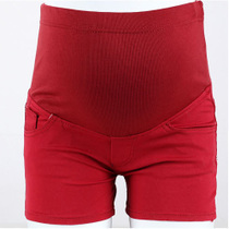 Maternity summer 2013 candy color maternity shorts maternity pants maternity belly pants fashion 100% cotton casual pants