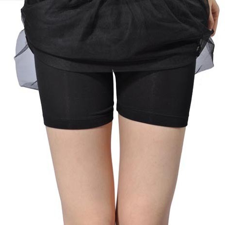 Modal super slim basic shorts