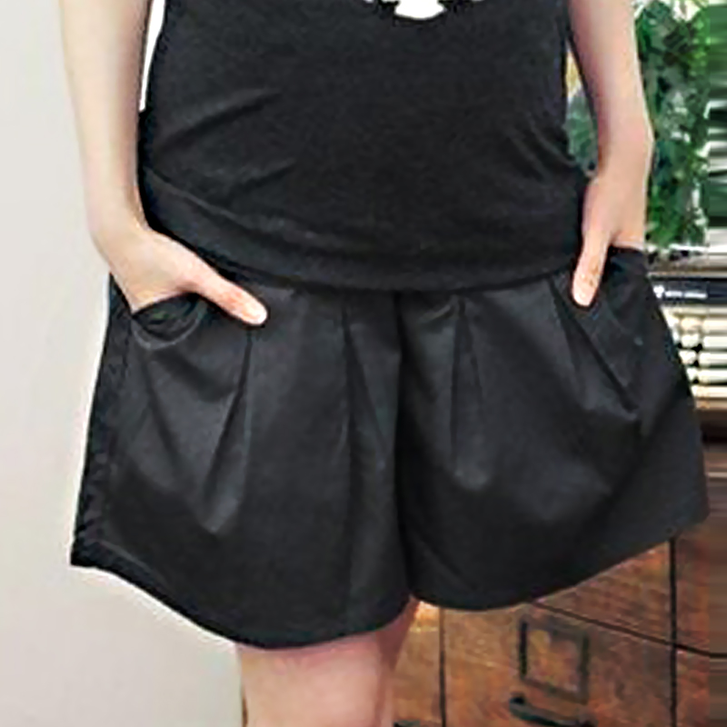 Mommas fashion maternity shorts maternity culottes maternity clothing shorts