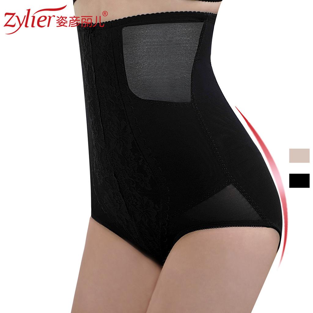 NEW 2012 winter high waist body shaping pants body shaping panties abdomen drawing pants sk79