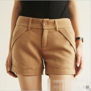 New arrival Free shipping Wholesale Korean Autumn&Winter Flower Shorts women pants new fashion 2012