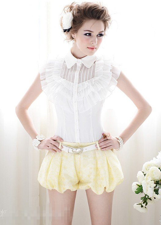 New arrival Wholesale Korean Shorts fashion pants women  2012 summer clothing free shipping