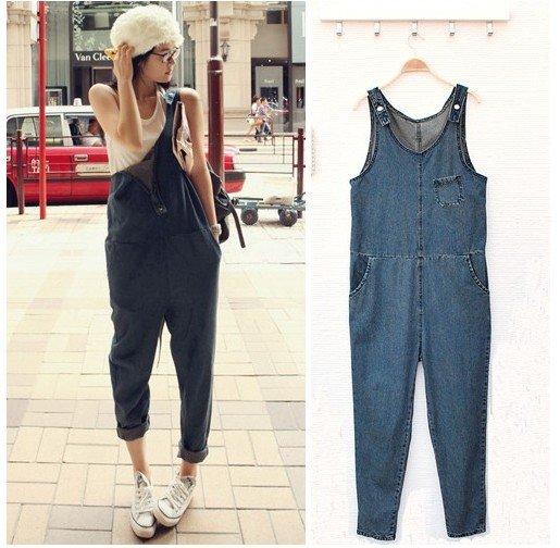 new arrived jean jumpsuits rompers denim wear  I0017