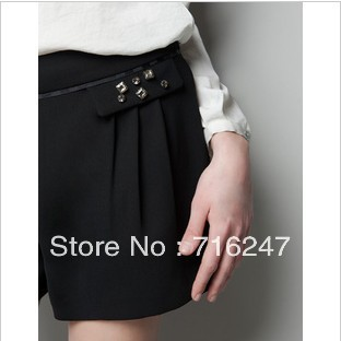 New  Fashion  Style  Short  Shorts  For  Women  2013   Autumn  And  Winter  Casual  Shorts  For  Ladies