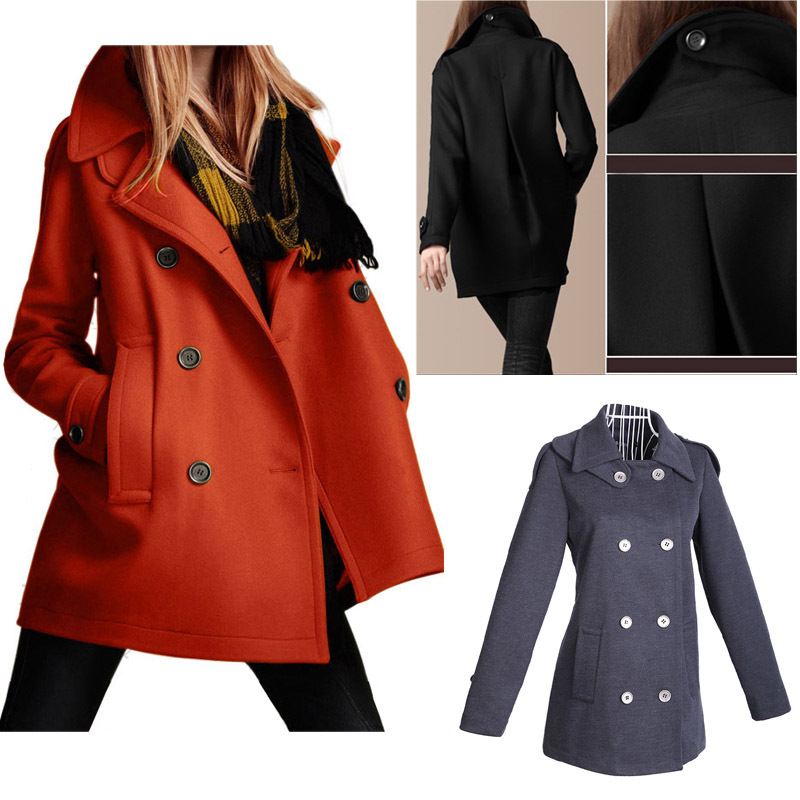 Womens Pea Coats With Hood Fashion Women S Coat 2017