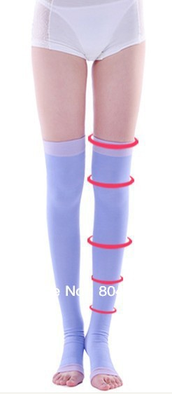 New Hot Socks women Beauty Slim N Lift/high quality body leg shaper slimmer Free shpping WK23-1