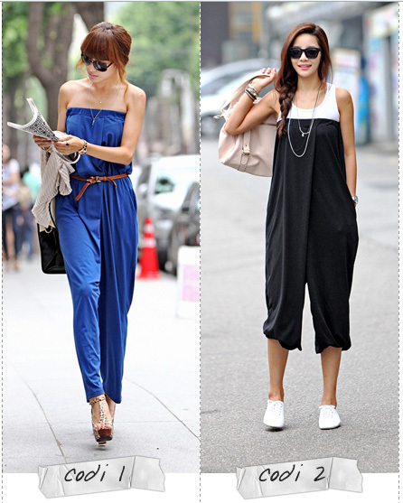 New Korean style women fashion casual bra top big size romper jumpsuits with belt, free shipping