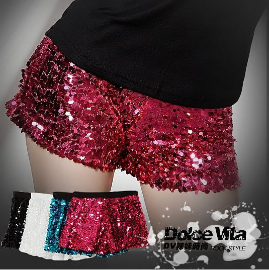 New Sexy Ladies Shorts Pants Jazz DS Hot Pants  1863