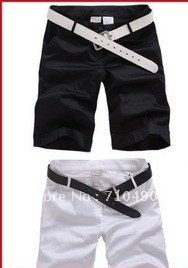 New summer wear the pants in the Europe and America wind elastic lady lady leisure trousers shorts female pants are big