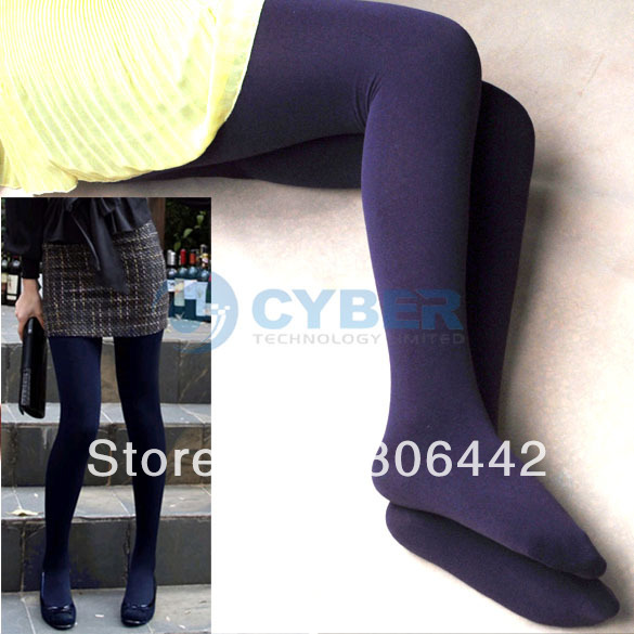 NEW Winter Fashion Slim Fleece Tights Pantyhose Warmers leggings Women Stockings 5 Colors