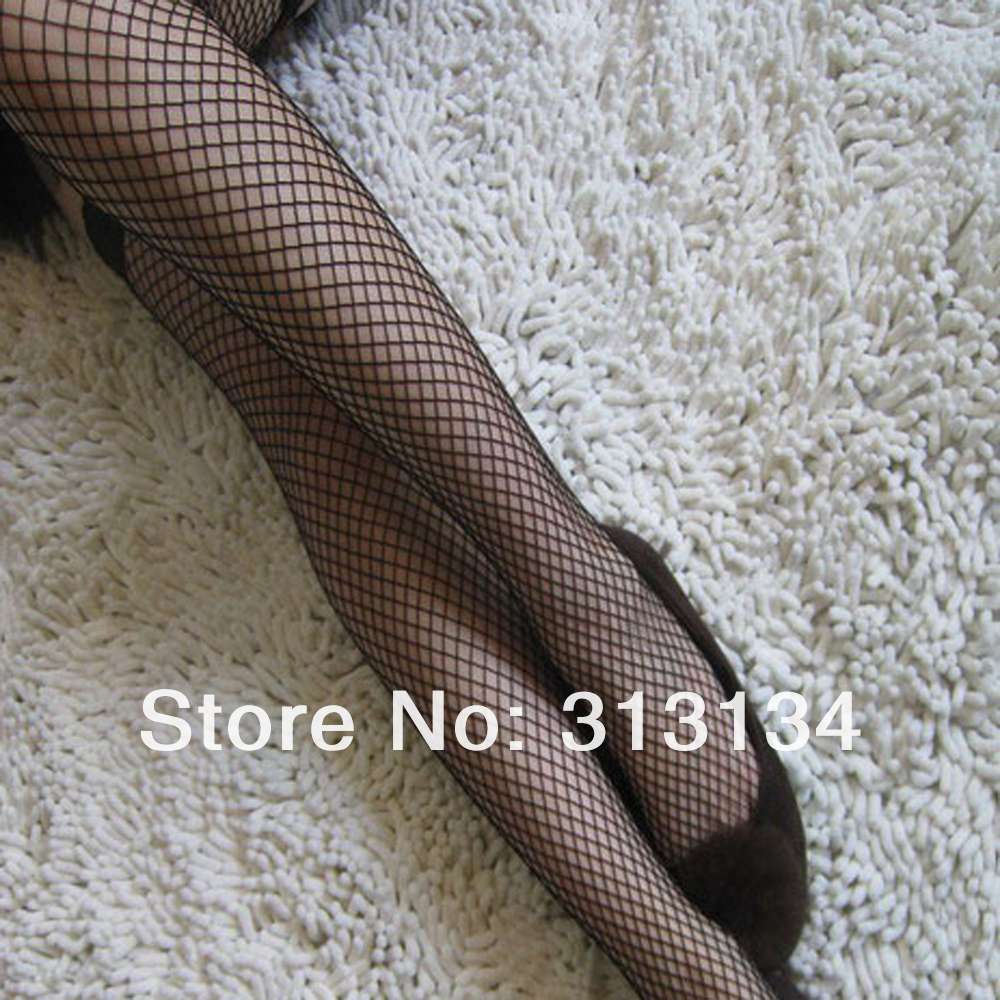 New  Womens Sexy Fishnet stockings knee high socks  Legging  free shipping