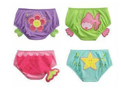 Newest 1-5 years Girls beach shorts , baby beach trunks Free shipping