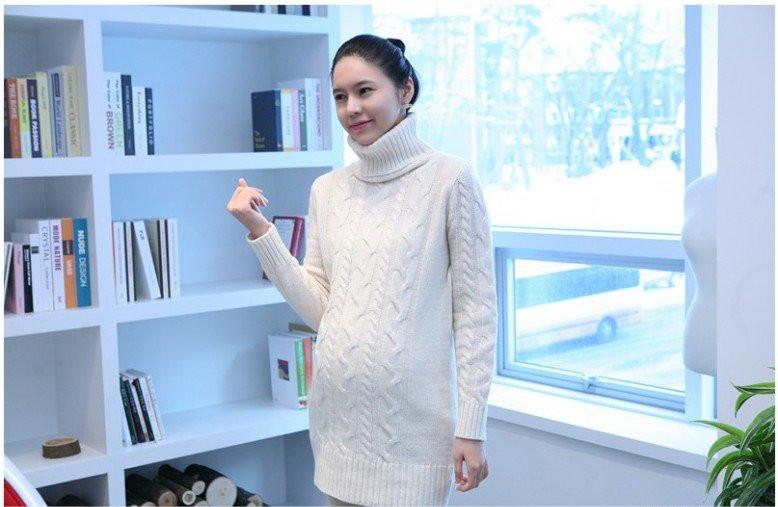 Пуловер Для Беременных С Доставкой