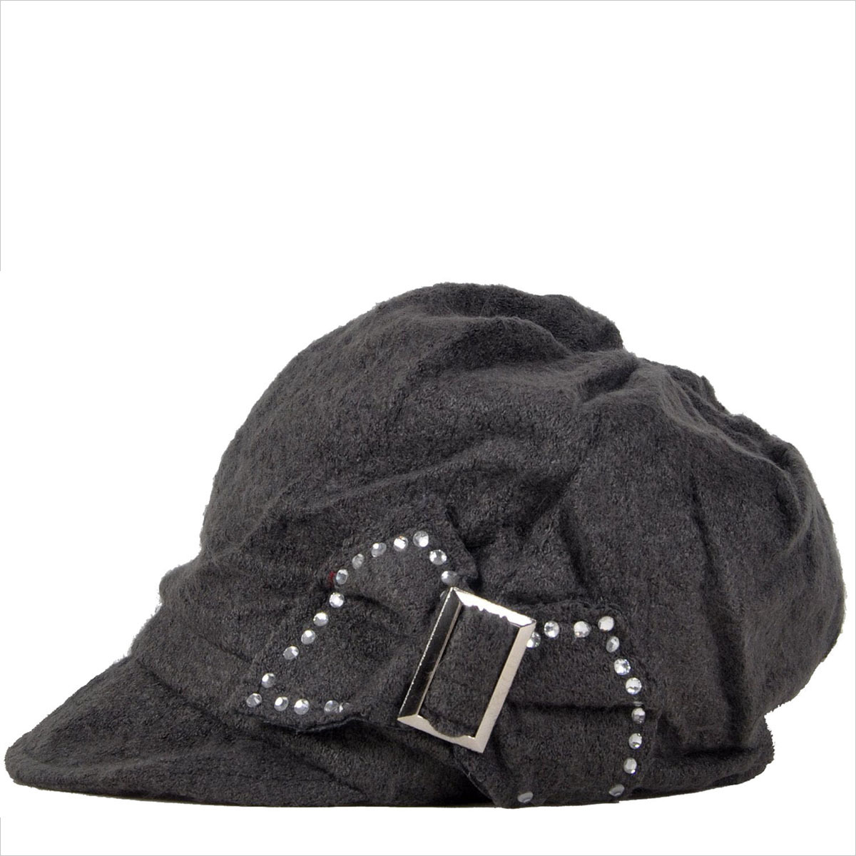 Octagonal hat autumn and winter women's trend fashion cap fashion