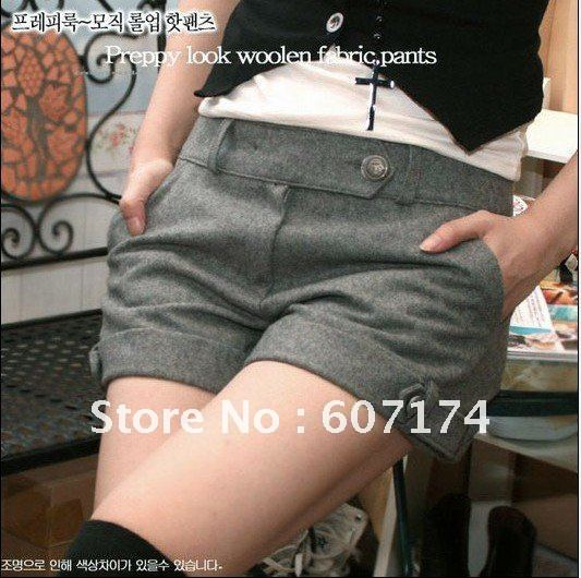 PROMOTION,lady's short pants,fashion women large size ladies boots wild low-waist shorts, pants,2 colors,GT0237