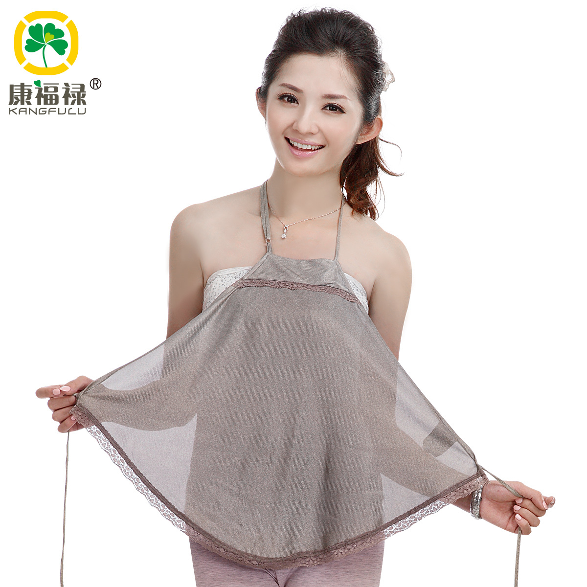 Radiation-resistant bellyached silver fiber maternity radiation-resistant bellyached radiation-resistant maternity clothing