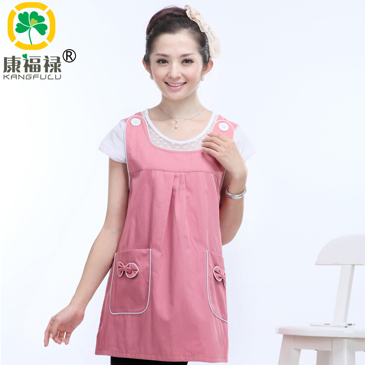 Radiation-resistant maternity clothing maternity radiation-resistant vest