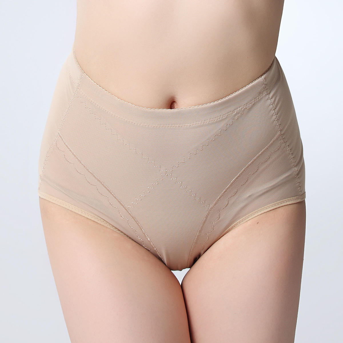 Realwill high waist abdomen drawing butt-lifting body shaping pants 8031