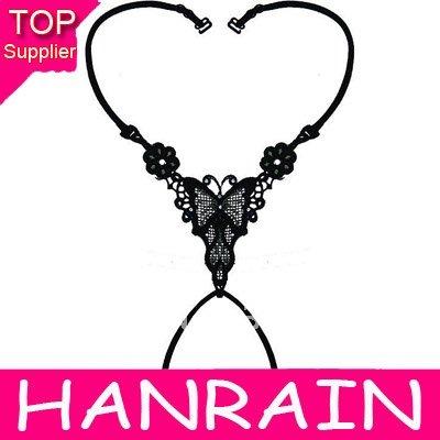 Retail Free Shipping Fashion Style Bowknot Cross Bra Shoulder Straps 1pcs/lot