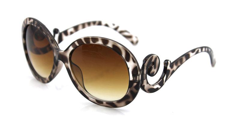 Retro fashion sunglasses women 2013 Hot round frame glasses designer sunglasses brands men UV protection free shipping