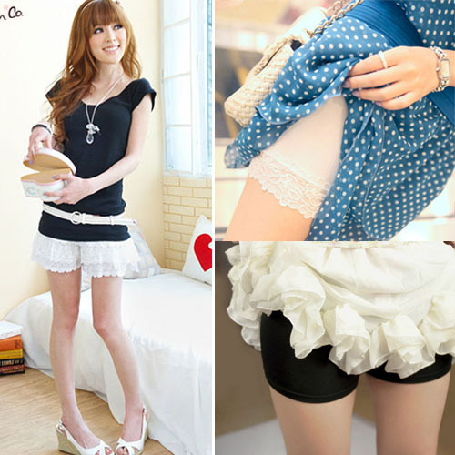 Sallei summer lace decoration maternity clothing maternity shorts maternity legging pants