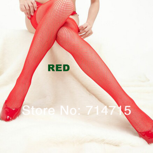 Sexy Large Fishnet Stocking lace Top Thigh High 100% Brand New