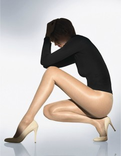 Shiny Real Silk Tights Shiny Ultra-thin Sexy Pantyhose
