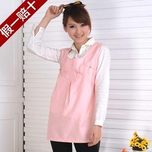 Silver fiber vest maternity radiation-resistant plus size maternity clothing radiation-resistant summer clothes