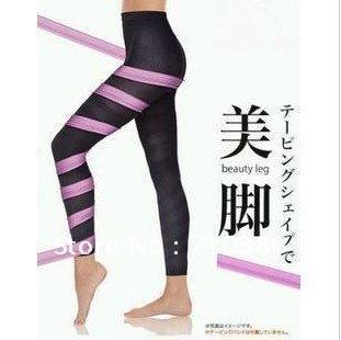 slimming pants germanium spats Shorts Leg Pants for leggings shaping slender pants ultra thin