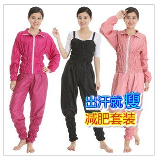 Slimming Suit jacket + plus intranet Siamese clothes sauna suits to lose weight postpartum weight loss service aa115