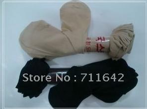 South Korea woman velvet upset silk stockings socks