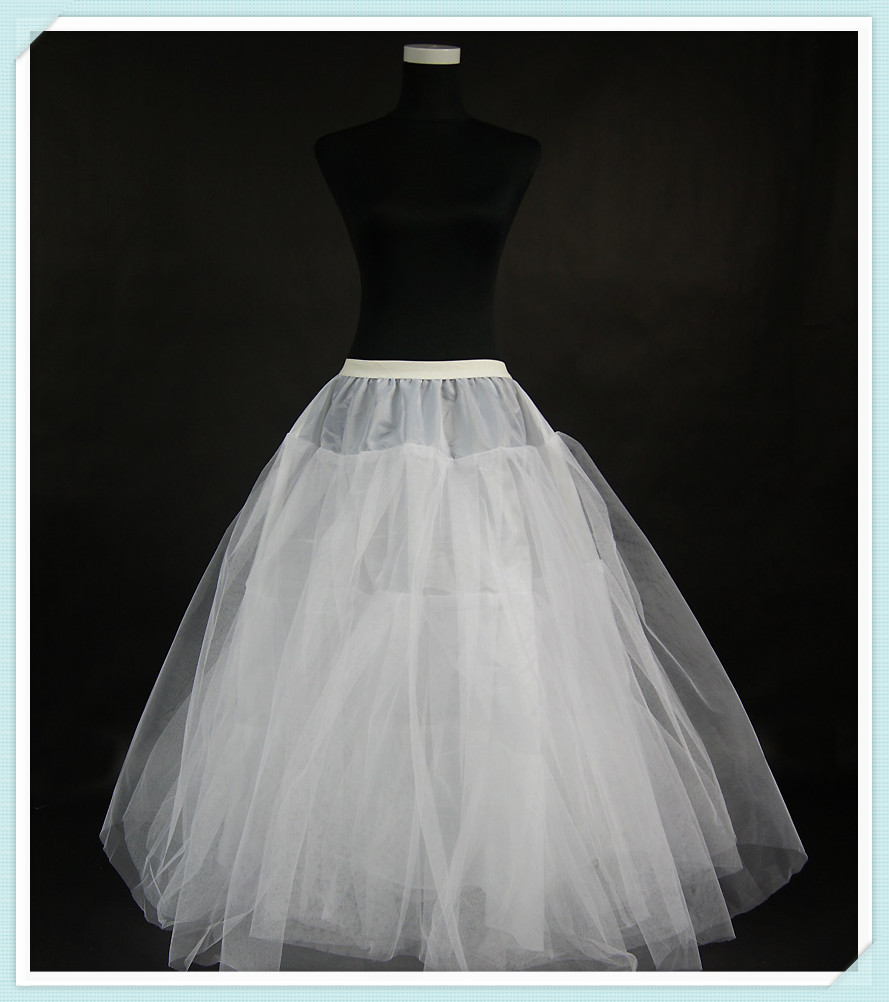Spot wholesale Bridal wedding accessories Petticoat * Size fits all (DEC6W2TS)