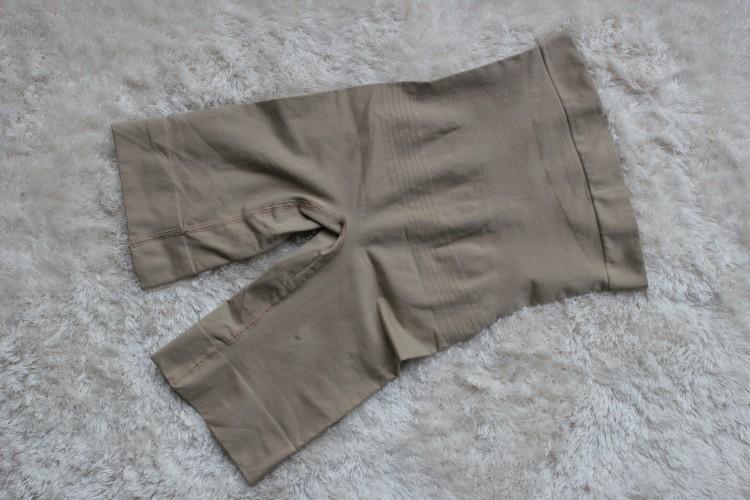 Stovepipe high waist abdomen pants drawing body shaping pants corset slimming pants plastotype panties