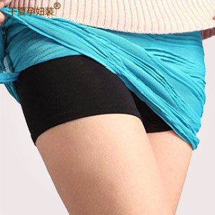 Summer maternity clothing fashion elastic shorts legging safety pants shorts