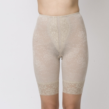 Summer new arrival abdomen drawing butt-lifting body shaping pants transparent seamless lace sexy panty