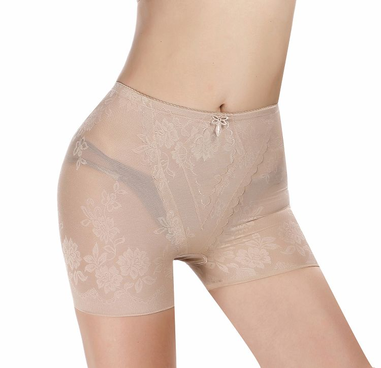 Summer ultra-thin pants panties beauty care slimming body shaping pants
