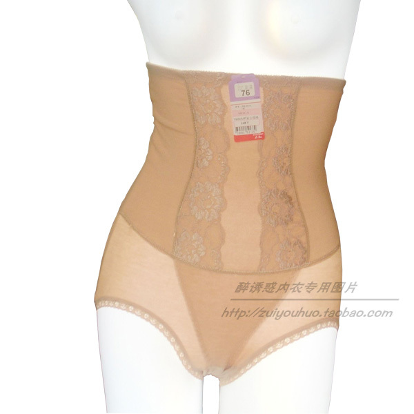 Super-elevation modal body shaping the waist abdomen slimming butt-lifting kummels drawing women's slimming panties puerperal