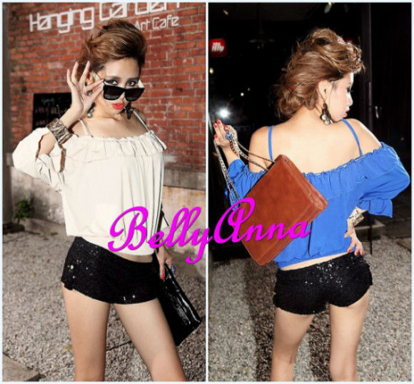 Super Sexy Low Waist Rock Sequins Bling Short Hot Shorts Club Party Evening Wear Free Shipping Wholesale