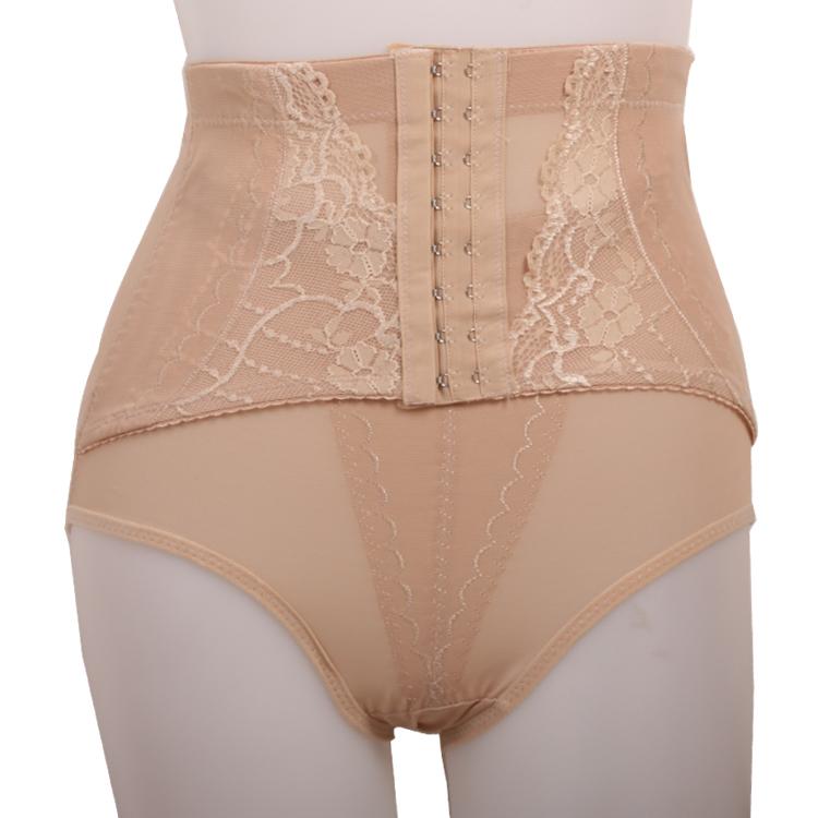Thin body shaping pants drawing abdomen pants high waist corset butt-lifting pants female seamless panties