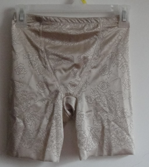 Thin breathable mid waist jacquard abdomen drawing butt-lifting shorts abdomen drawing shorts autumn