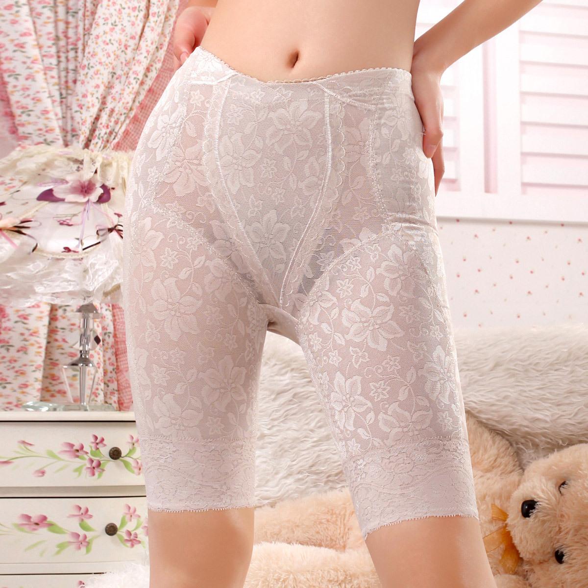 Ultra-thin mid waist abdomen pants drawing body shaping pants butt-lifting pants corset pants body shaping panties sk03