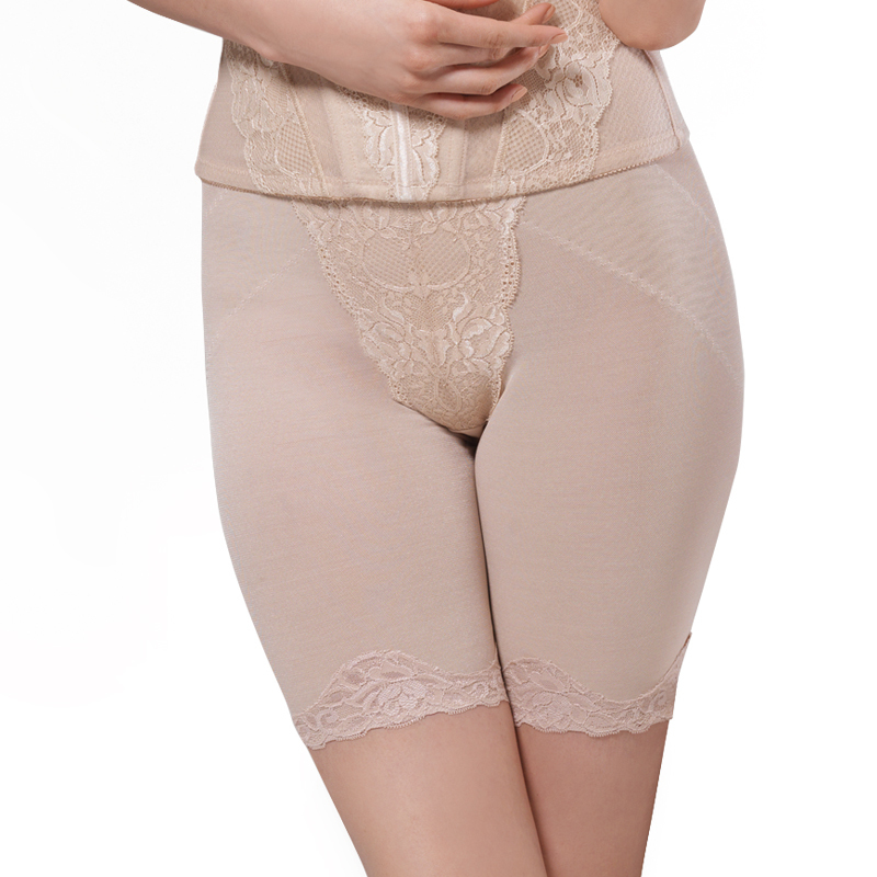 Underwear fat burning abdomen drawing butt-lifting body shaping pants corset pants tc1058