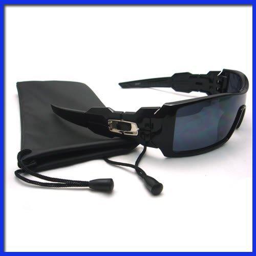 UV400 Sport Biker Golf Black Full Frame Sun sport glasses Bag Case wholesale