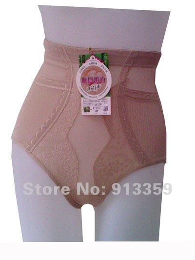 Ventilation Mesh Corset Pants,Women Postpartum Body Building Slimming Underpants Body pants