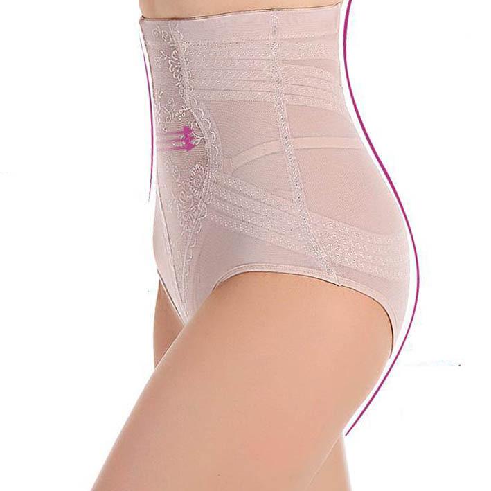 Waterchestnut underwear super body shaping tight pants abdomen drawing slimming abdomen butt-lifting trigonometric drawing body